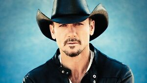 Tim McGraw - Niagara Casino -2 Floors - Saturday November 5th