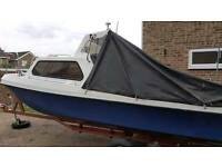 20ft dory fishing boat