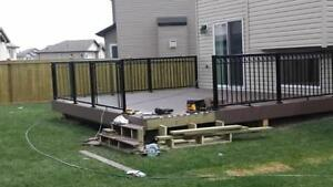Decks Fences Landscaping and more...