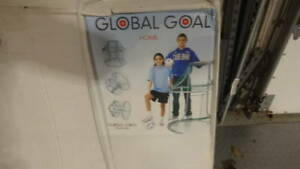 Global Goal Home soccer training