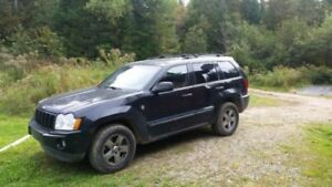 2007 Jeep Grand Cherokee VUS LIMITED