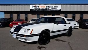 1984 Ford Mustang GLX CONVERTIBLE