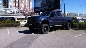 2013 Ford F-350 Lariat, lifted!