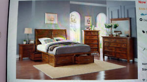 Sonoma Bed set - DRESSER - NEW and NO TAX
