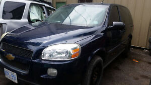 2007 Chevrolet Uplander Minivan for sale