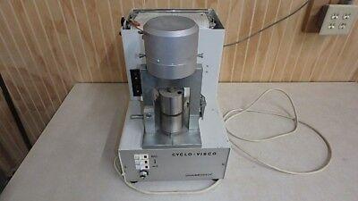 Brabender Cyclo-visco Cp271