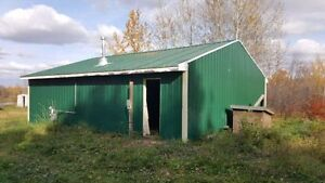 3.46 Acres with Mobile Home by Onoway & Alberta Beach *Lake View Strathcona County Edmonton Area image 2