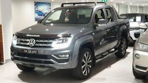 2018 Volkswagen Amarok Grey Automatic Utility Sylvania Sutherland Area Preview