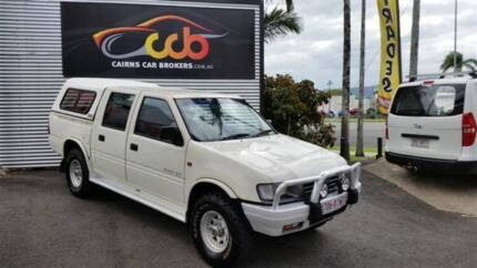 Turbo Diesel 4x4 Dual Cab with many Extra's - 1997 Holden Rodeo Westcourt Cairns City Preview