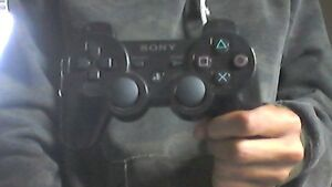 PS3 Sony wireless controller.