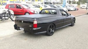 2002 Holden Commodore VY SS Black 4 Speed Auto Active Select Utility Victoria Park Victoria Park Area Preview