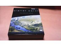 PLANET EARTH - THE COMPLETE SERIES - 5 DISC DVD BOX SET