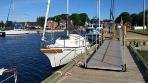 Sailboat - Cruiser - 1975 Bayfield 25 - Fully Upgraded