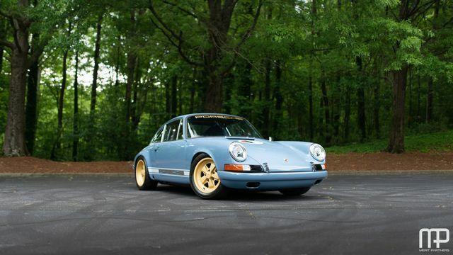 1969 Porsche 911 Hot Rod