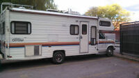 Beautiful & Amazing Motor Home ready to travel