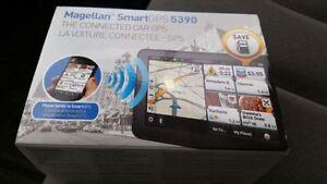"Magellan - SmartGPS 5390 5"" GPS Less than a Month Old!"
