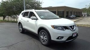 2015 Nissan Rogue White SUV, Crossover