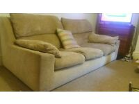 house of Fraser 4 piece sofas...