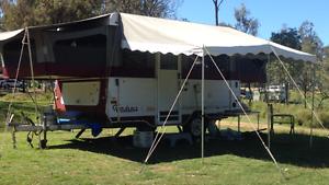 1997 Roadstar poptop caravan Cooroy Noosa Area Preview