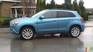2011 Mitsubishi RVR GT new safety new rotors and breaks