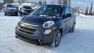 2014 FIAT 500L SPORT HATCHBACK Accident Free,  Heated Seats,  Bl