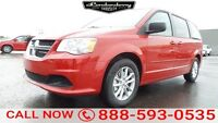 2015 Dodge Grand Caravan SXT 6-speed 3.6L V6