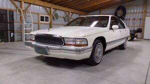 1993 Buick roadmaster limited- Asclean as you will find!