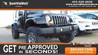 2013 Jeep Wrangler Unlimited Rubicon $274 B/W $0 DOWN LIFTED W/