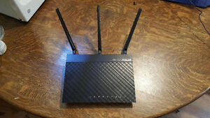 Asus RT-N66U Dark Knight 450Mbps Router
