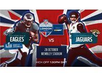 Philadelphia Eagles vs Jacksonville Jaguars