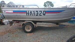 Stacer Seasprite 3.9m with 30hp Mariner outboard Oakhurst Fraser Coast Preview