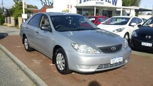2005 Toyota Camry ACV36R Altise Silver 4 Speed Automatic Sedan Victoria Park Victoria Park Area Preview