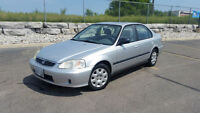 2000 Honda Civic Special Edition Sedan