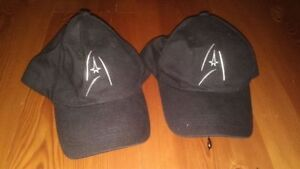 Brand New Star Trek adjustable baseball caps / hats / lids