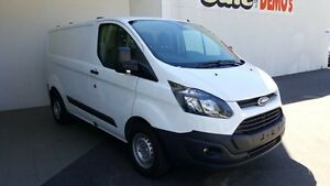 2016 Ford Transit VN 290S Low Roof SWB Frozen White 6 Speed Manual Van Hendon Charles Sturt Area Preview
