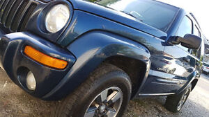 2002 Jeep Liberty 4x4 - Special Edition