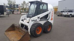1994 BOBCAT 853 - GREAT SHAPE - JUST BEEN FULLY SERVICED
