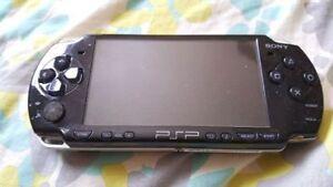 Black PSP
