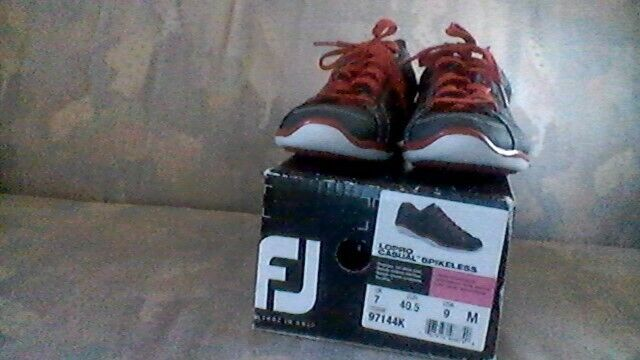 FJ FootJoy Golfschuhe Lopro Casual Spikeless Damen Gr 40,5