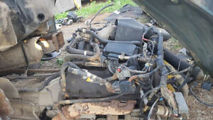 2002 Ford F-150 Engine and Transmission