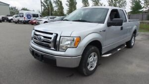 2011 Ford F-150 XLT, Local Trade In, Budget friendly!