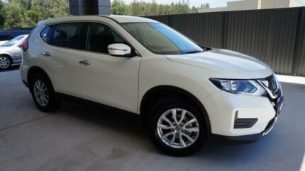2018 Nissan X-Trail T32 Series 2 ST (2WD) Ivory Pearl Continuous Variable Wagon Port Macquarie Port Macquarie City Preview