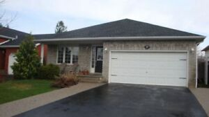 3+ BEDROOM DETACHED HOME FOR RENT IN CALEDONIA