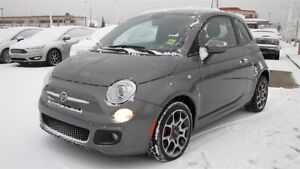 2012 FIAT 500 SPORT Accident Free,  Bluetooth,  A/C,