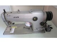 INDUSTRIAL SEWING MACHINE JANONE