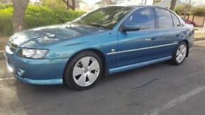 2004 Holden Calais VZ 5 Speed Sports Automatic Sedan Prospect Prospect Area Preview