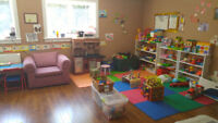 Full time child care spot open in October