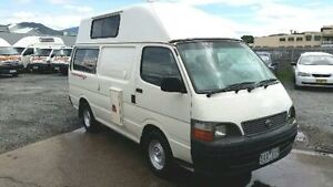 2004 Toyota Hiace SBV RCH12R White 5 Speed Manual 3 BERTH CAMPERVAN Parramatta Park Cairns City Preview
