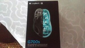 New Logitech G700s with Bill for Warranty