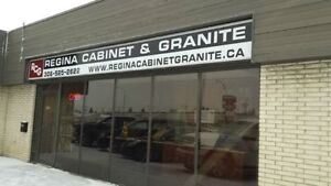 SPRING SALE!! 15% OFF for Kitchen Cabinets and Granite tops